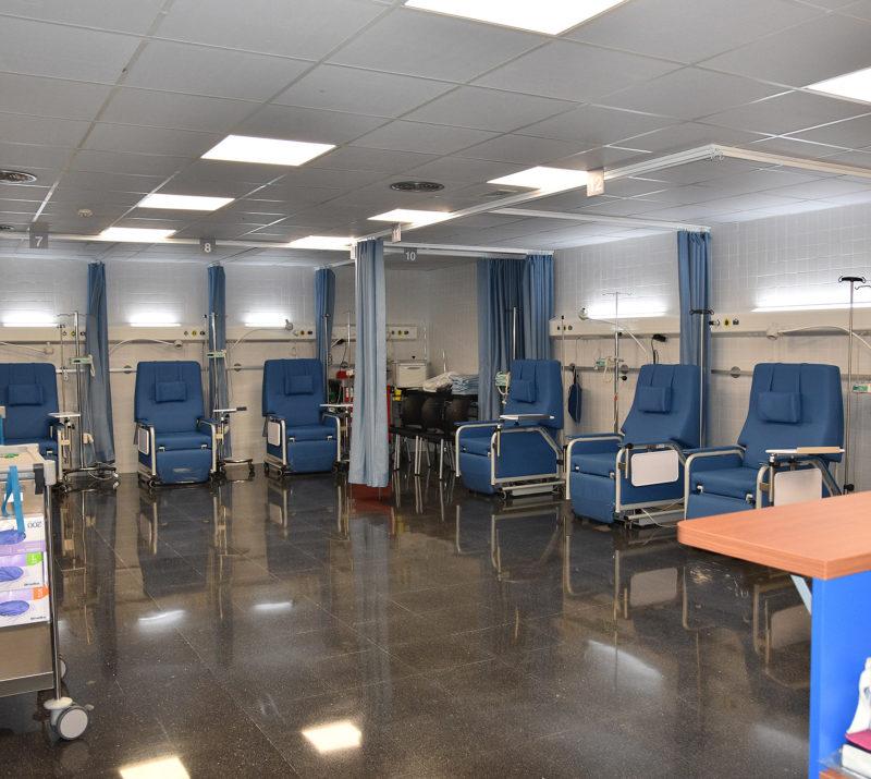 Hospital de dia de Blanes